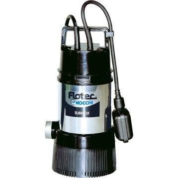Pompe de puits automatique FLOTEC Sub 3 s 6000 l/h