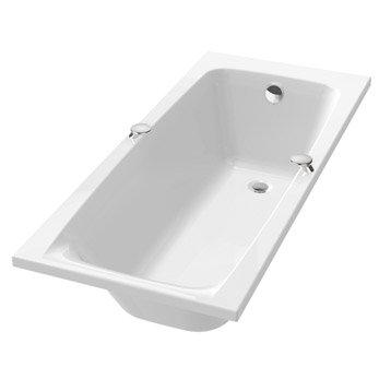 Baignoire rectangulaire Idealsmart IDEAL STANDARD, acrylique, 170x75 cm