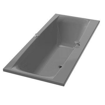 Baignoire rectangulaire Idealsmart IDEAL STANDARD, acrylique, 180x80 cm