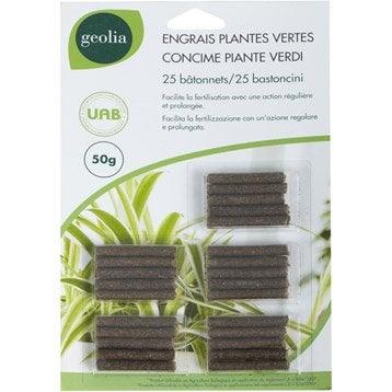 Engrais naturel plantes vertes