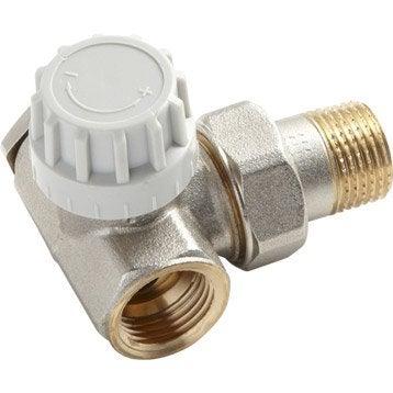 T te et robinet de radiateur robinet et accessoires de - Robinet thermostatique radiateur programmable ...