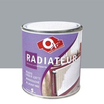 Peinture radiateur et haute temp rature peinture for Peinture haute temperature leroy merlin
