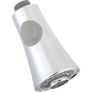 flexible et douchette pour robinet accessoires de robinet leroy merlin. Black Bedroom Furniture Sets. Home Design Ideas