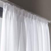 rideau voilage vitrage et sur mesure leroy merlin. Black Bedroom Furniture Sets. Home Design Ideas