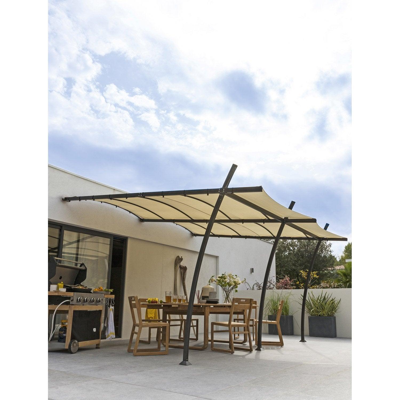 bache tonnelle leroy merlin amazing veranda en kit leroy merlin avec pergolas alu wall mounted. Black Bedroom Furniture Sets. Home Design Ideas