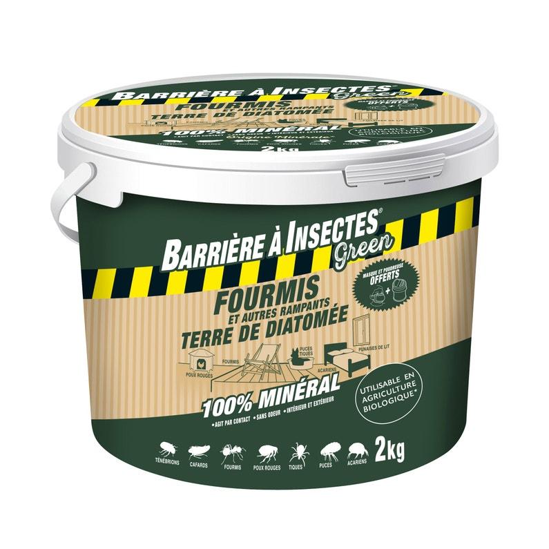 Poudre Anti Fourmis Barrière à Insectes 2kg