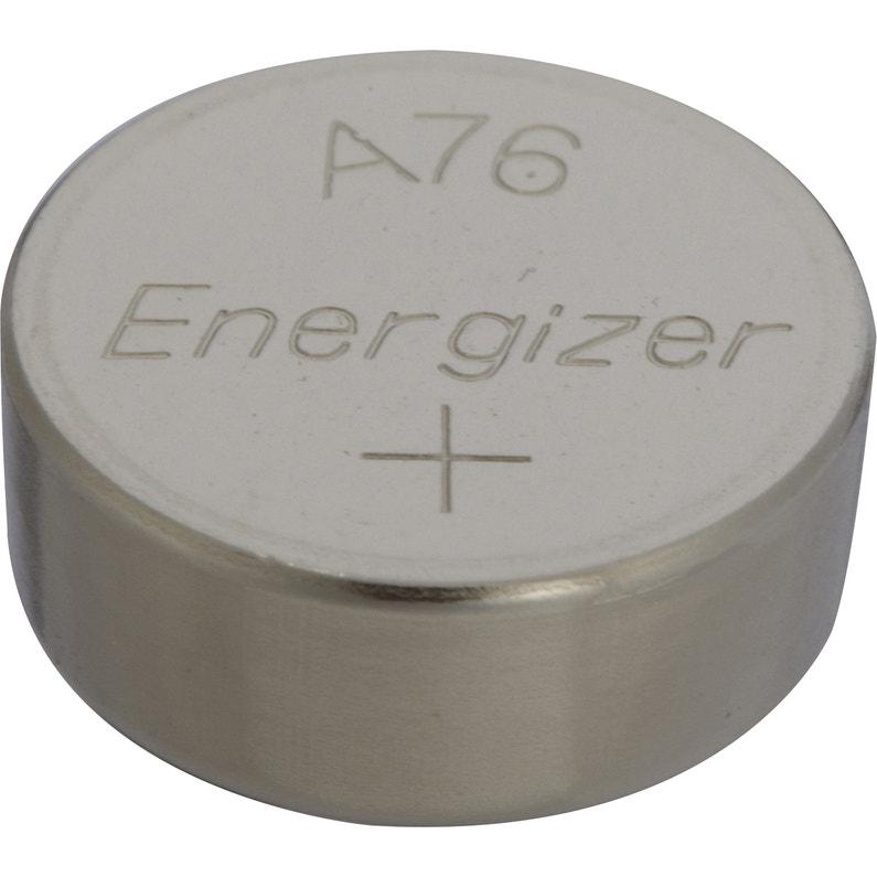 Lot De 2 Minipiles Alcaline A76lr44v13ga 15 V Energizer