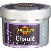 Peinture à effet Chaulé LIBERON, gris ardoise, 0.25 L