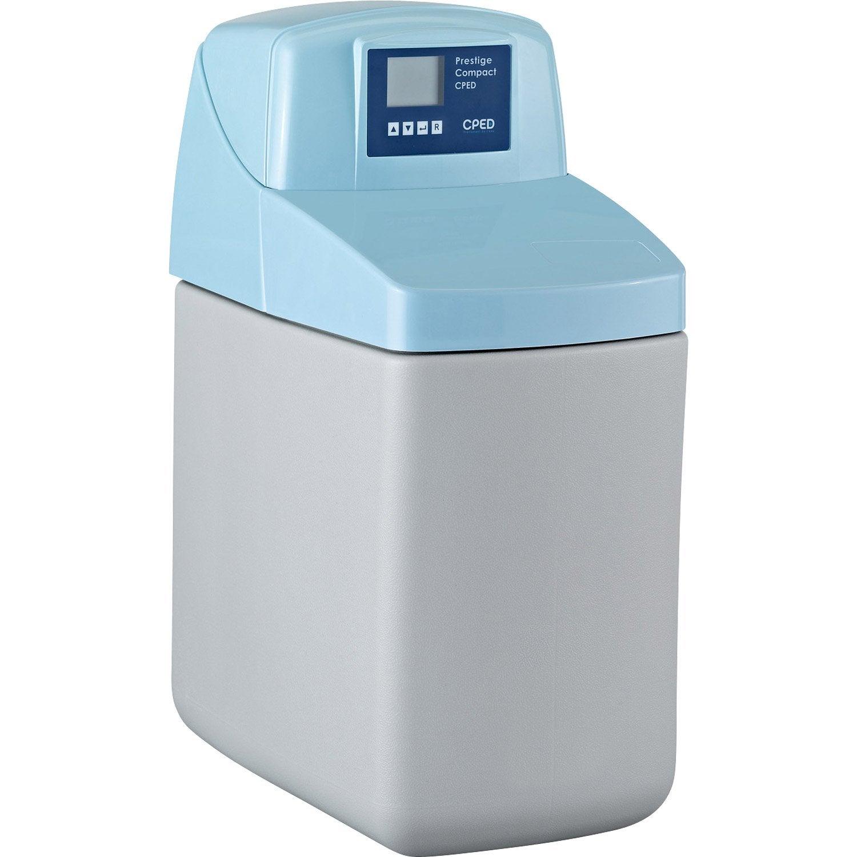 Adoucisseur Deau CPED L Leroy Merlin - Adoucisseur d eau salle de bain