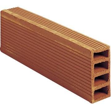 Brique creuse 15x20x50 cm