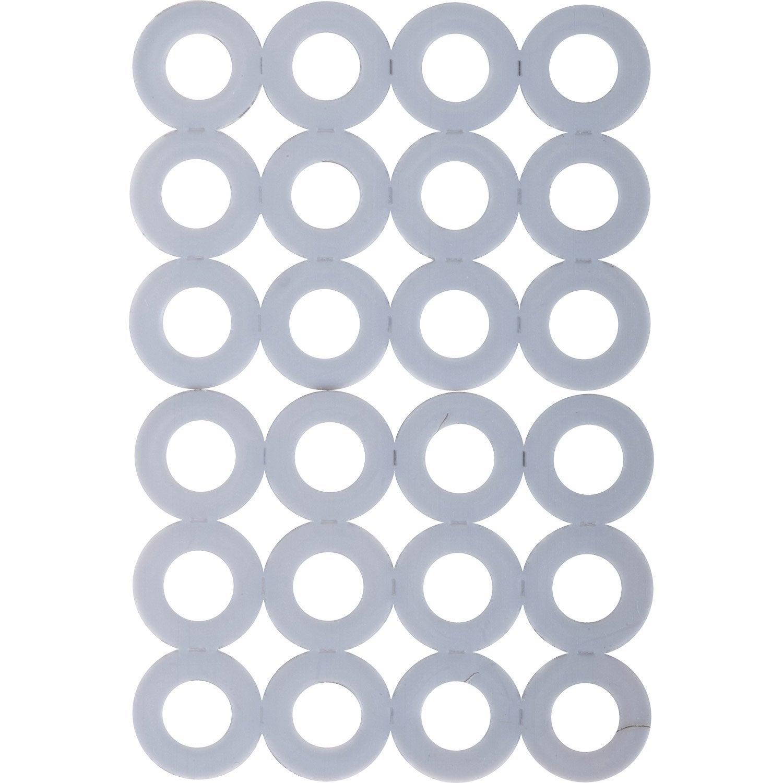 beau Lot de 24 rondelles en plastique haute densité (ptfe) 3M