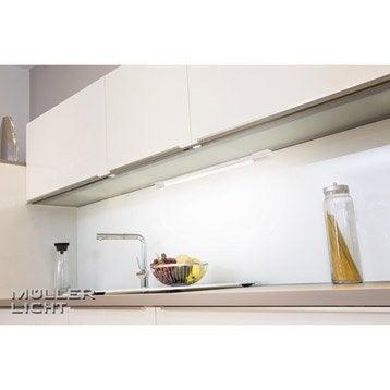 Réglette Starled universal, LED 1 x 4 W, LED intégrée blanc froid