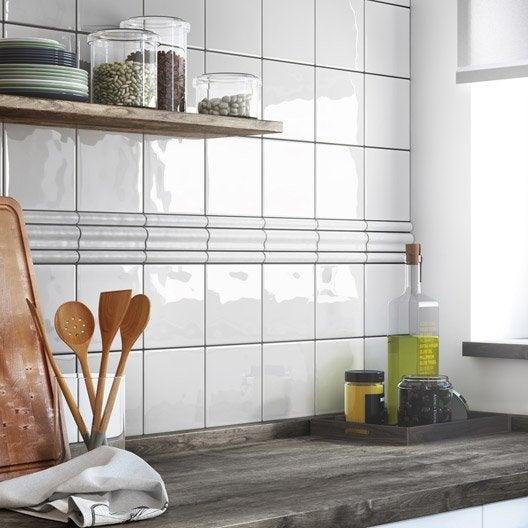faience metro leroy merlin leroy merlin faence mur bleu. Black Bedroom Furniture Sets. Home Design Ideas