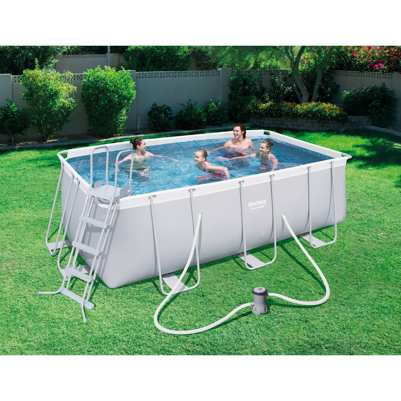 piscine hors sol 56456 bestway diam x l x l 2. Black Bedroom Furniture Sets. Home Design Ideas