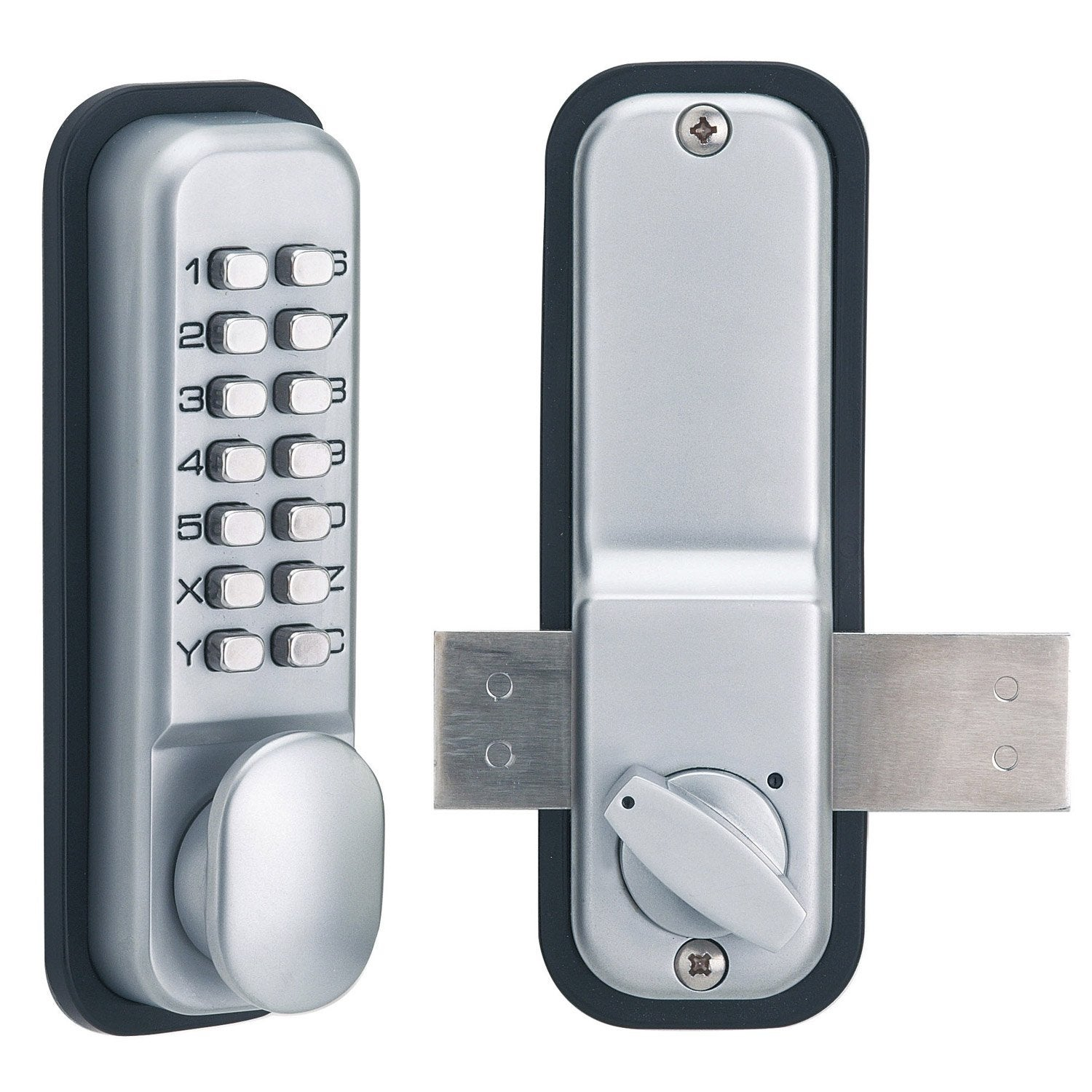 Fancy loquet de porte choices - Connect leroymerlin fr ...
