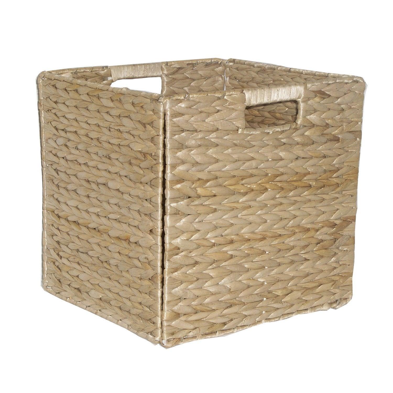 panier de rangement multikaz naturel x x cm. Black Bedroom Furniture Sets. Home Design Ideas