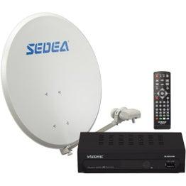 Kit de réception satellite numérique VISIONIC modèle TITAN6