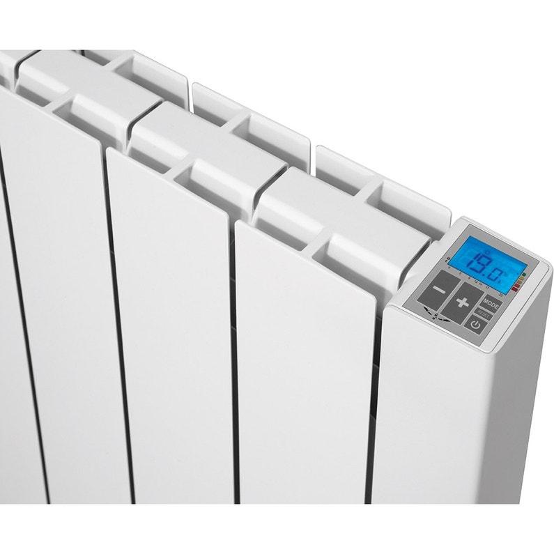 Radiateur électrique à Inertie Fluide Acova Mohair Lcd 2000 W