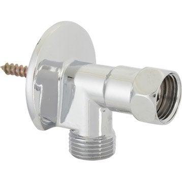 Raccord de robinetterie accessoires de robinet au for Applique murale wc
