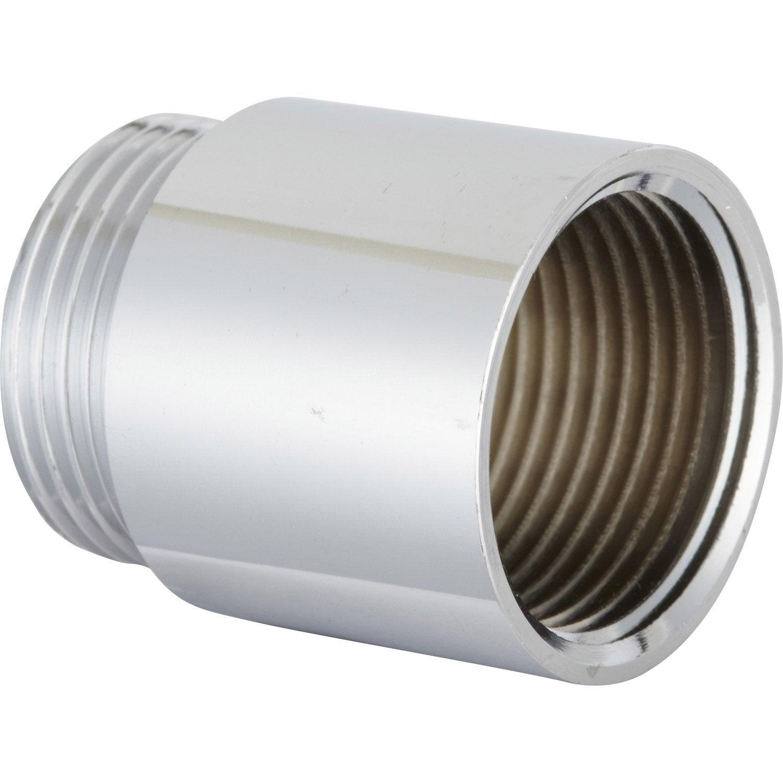 rallonge mle femelle 20 x 2720 x 27 mm - Adaptateur Douchette Sur Robinet