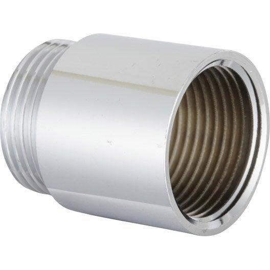 raccord de robinetterie - accessoires de robinet | leroy merlin - Adaptateur Robinet Lave Vaisselle