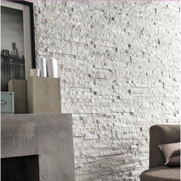 Mur Fausse Pierre Intérieur plaquette de parement - plaquette de parement et accessoires au