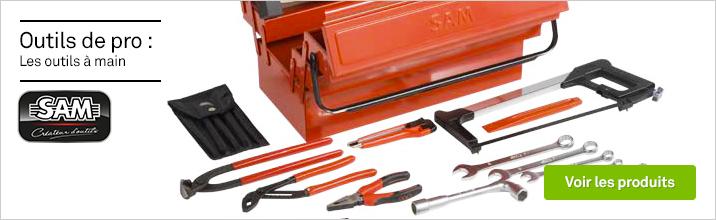 Les outils à main SAM