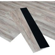 Lame PVC clipsable bois effet chêne clair Premium clic 5g