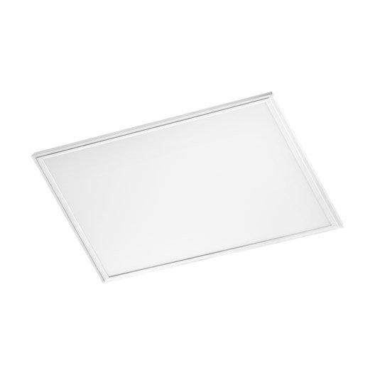 panneau led int gr e salobrena1 carr 30 x 30 cm 18 w blanc leroy merlin. Black Bedroom Furniture Sets. Home Design Ideas