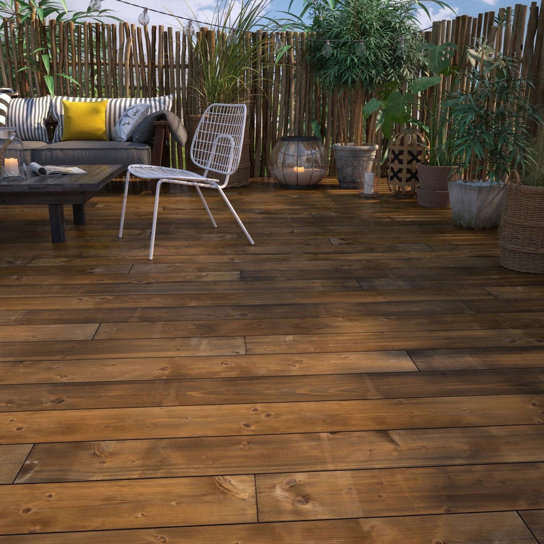 bien choisir une lame planche bois pour terrasse pas ch re. Black Bedroom Furniture Sets. Home Design Ideas
