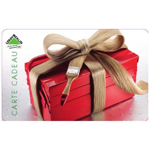 activation carte cadeau leroy merlin Carte cadeau passion maison 50 euros | Leroy Merlin