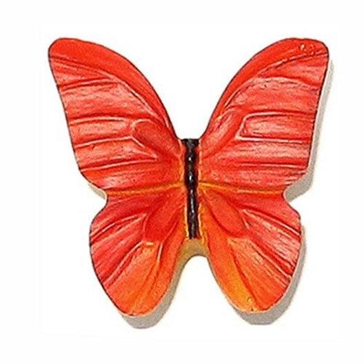 Bouton de meuble en plastique brillant s rie papillon - Meuble en plastique ...