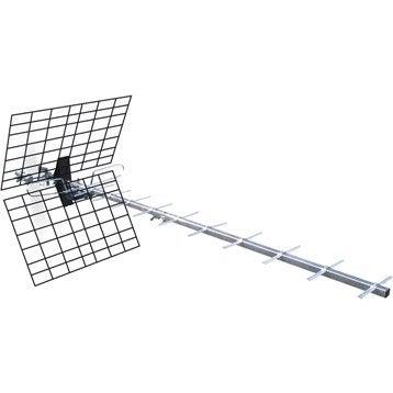 d codeur tnt antenne r ception tv terrestre d codeur hd tv au meilleur prix leroy merlin. Black Bedroom Furniture Sets. Home Design Ideas