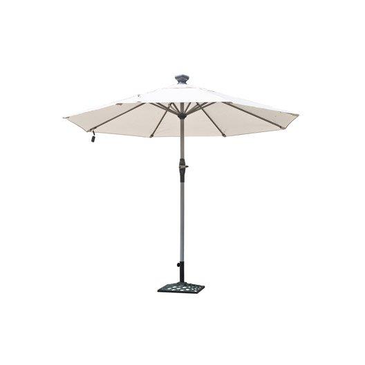 Parasol droit mercure cru 3 m leroy merlin - Leroy merlin parasol deporte ...