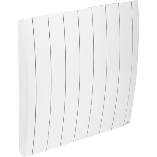 radiateur lectrique inertie fonte sauter milonga 2. Black Bedroom Furniture Sets. Home Design Ideas