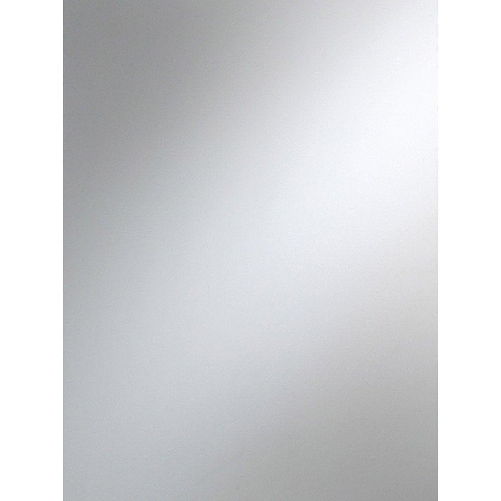 Miroir Clair Lisse L 100 X L 100 Cm 3 Mm