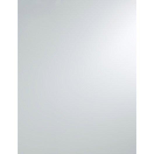 Verre minéral Pour verrière kit atelier transparent, L.104.8 x l.28.4cm x Ep.4mm