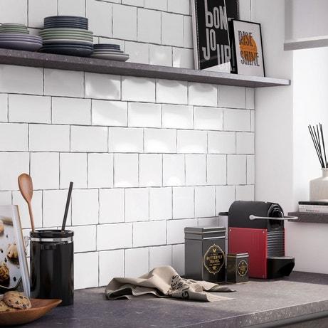 Palette de carrelages en cuisine leroy merlin - Carrelage style metro ...