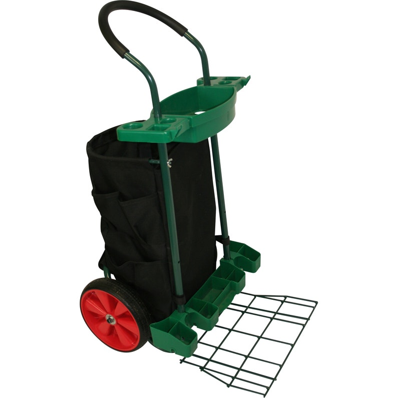Chariot De Jardin Multifonction Vilmorin 45 L
