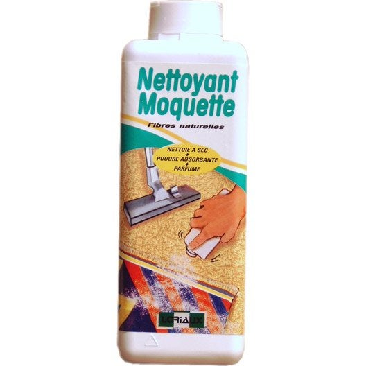 Nettoyant moquette 500 g leroy merlin for Nettoyant pvc professionnel