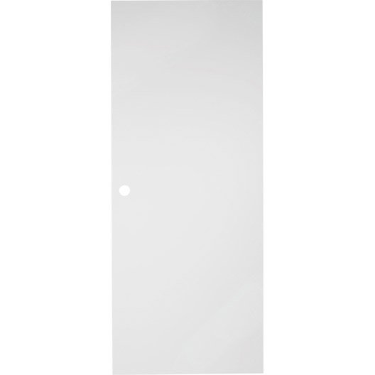 Porte coulissante lily 224 x 93 cm leroy merlin - Porte coulissante 93 cm ...