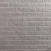 Plaquette de parement pierre naturelle gris clair Elastolith