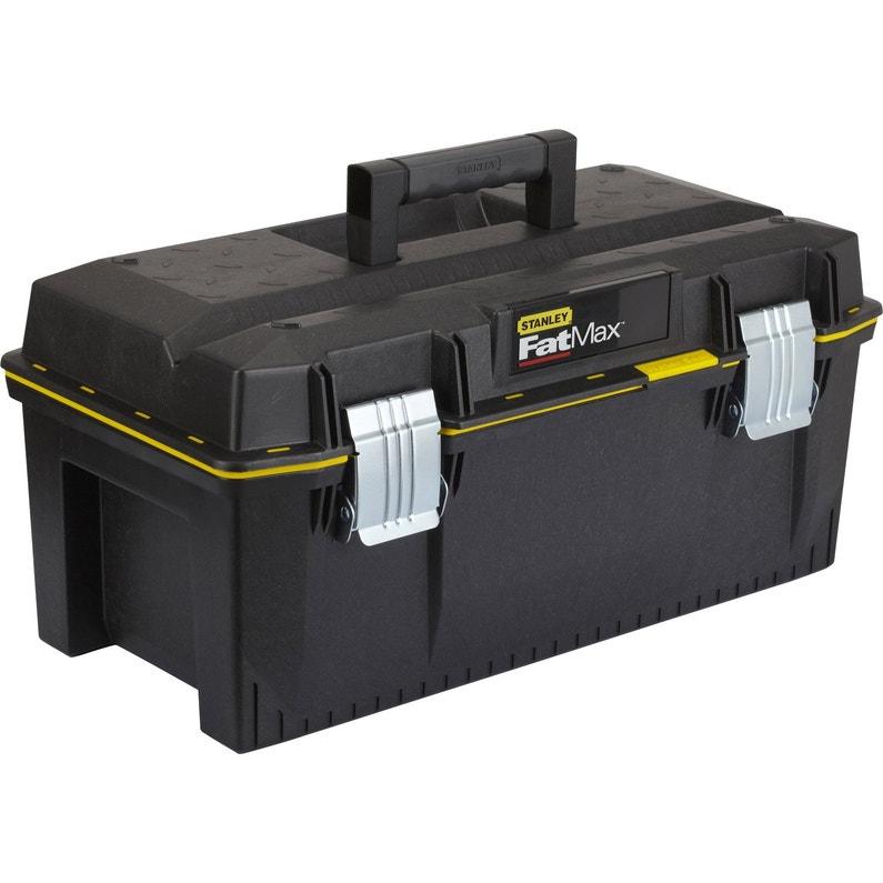 Boîte à outils STANLEY, L.60 cm   Leroy Merlin 0092e944f24a