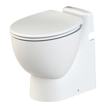 wc broyeur wc abattant et lave mains au meilleur prix leroy merlin. Black Bedroom Furniture Sets. Home Design Ideas