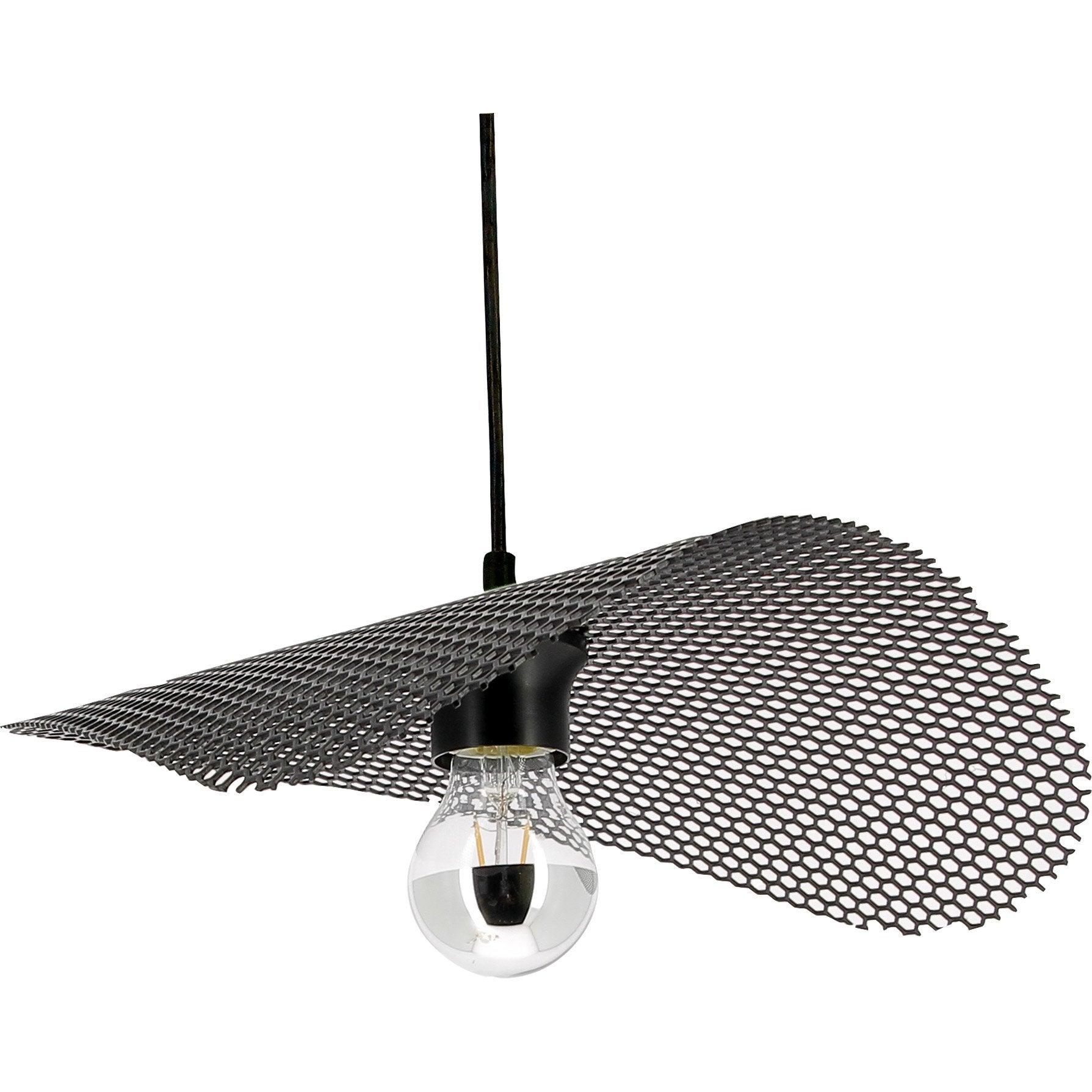 Voile Lumière Metropolight Cm Métal Noir sD 35 SuspensionDesign 1 Rj4qcS35AL