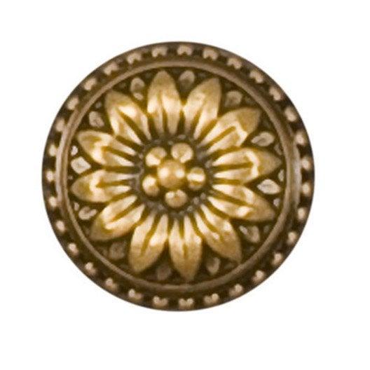Bouton de meuble louis laiton bross leroy merlin - Coin de meuble en laiton ...