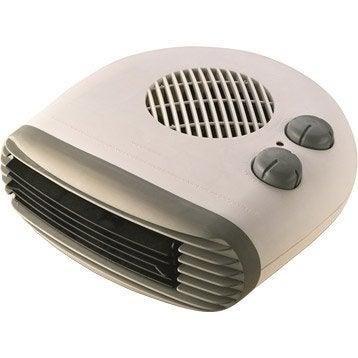 Chauffage d'appoint électrique soufflant fixe DAEWOO DHS-3004F, 1500 W