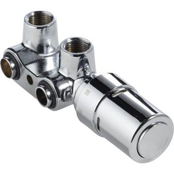 Raccordement du radiateur robinet et accessoires de for Indicatif 358