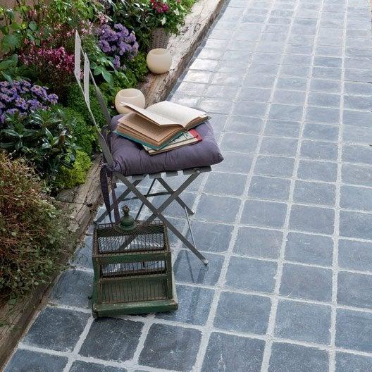 dalle et carrelage ext rieur pierre naturelle et bleue. Black Bedroom Furniture Sets. Home Design Ideas