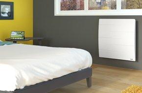 radiateur lectrique connect sauter malao 1000 w leroy merlin. Black Bedroom Furniture Sets. Home Design Ideas